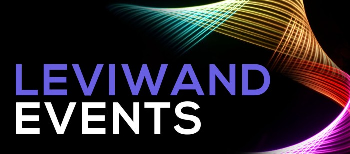 Leviwand Events